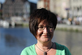 Ghent-Authentic guides: Véronique Delarivière | by Ghent-Authentic