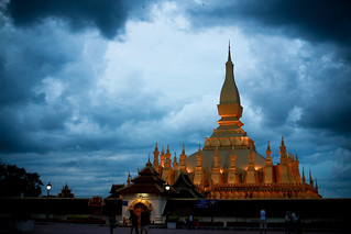 Pha That Luang, Vientiane, Laos I | by danou_info