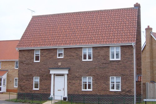 Sandtoft S County Clay Pantile In Flanders Sandtoft S