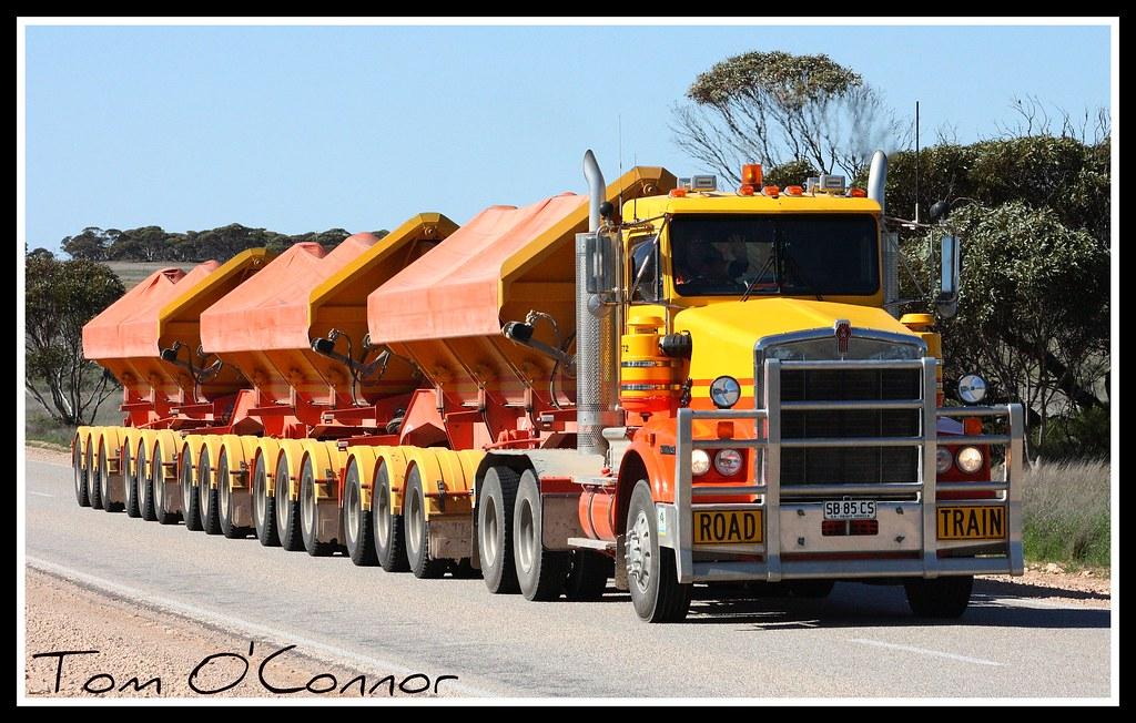 All Road Sign >> Kalari Transport | Kalari Transport Kenworth T658 Centipede … | Flickr