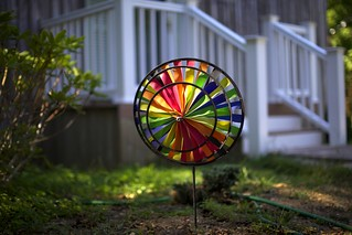 our house had the cutest pinwheel | by smitten kitchen