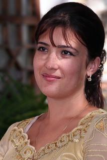 Uzbek Girl