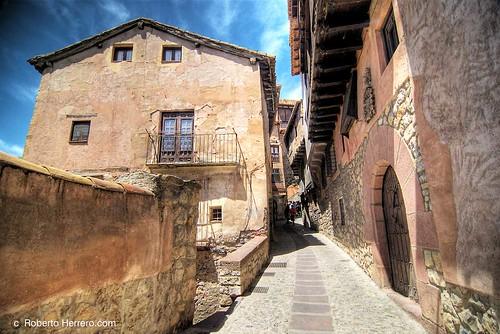 Calle de albarrac n teruel getty images view awards - Roberto herrero ...