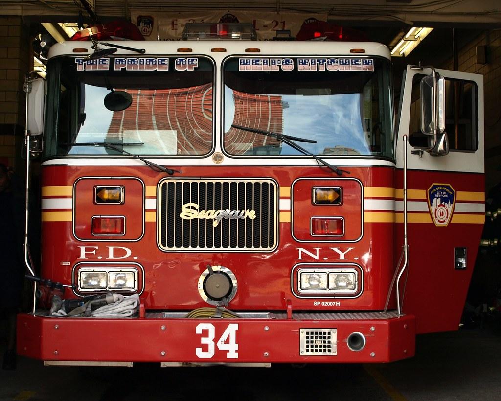E034e FDNY Engine 34 Hell 39 S Kitchen New York City Flickr