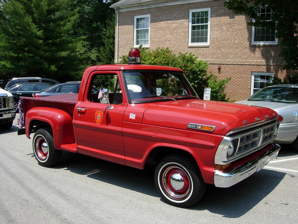 1971 Ford F 100 Pickup Truck My 1971 Ford F 100 Pickup