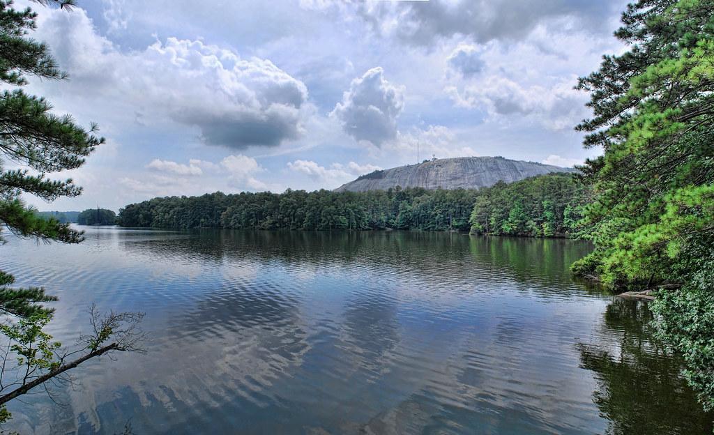 Stone Mountain Lake Greg Foster Flickr