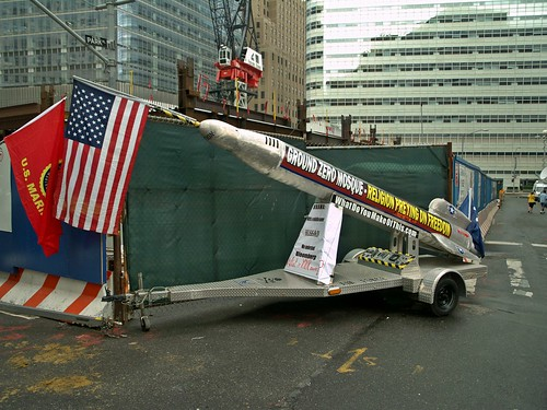 Ground Zero Mosque Protest American Missile | by david_shankbone