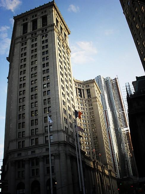 Manhattan Municipal Building: Manhattan Municipal Building, New York City 4