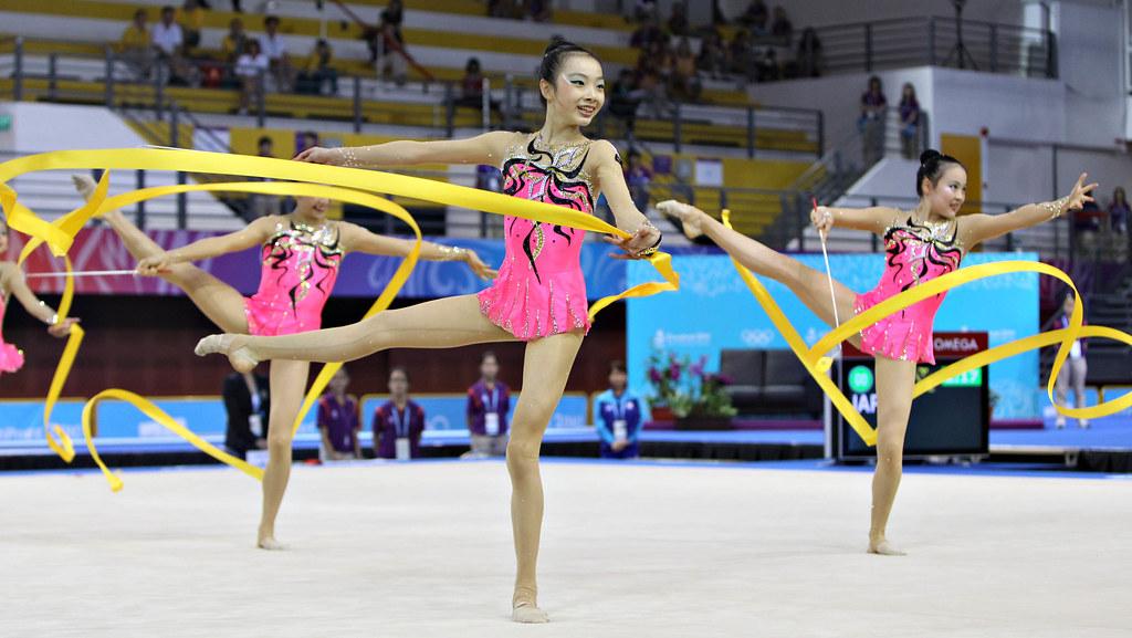 Youth olympic games rhythmic gymnastics results | Rhythmic ...