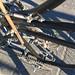 Triple Schwinn Tall Bike: Drivetrain