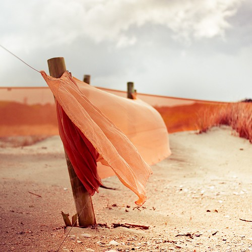 Wind / beach / orange | by ►CubaGallery