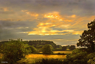 Stour Valley Summer, Shillingstone In Dorset. | by G.Rains