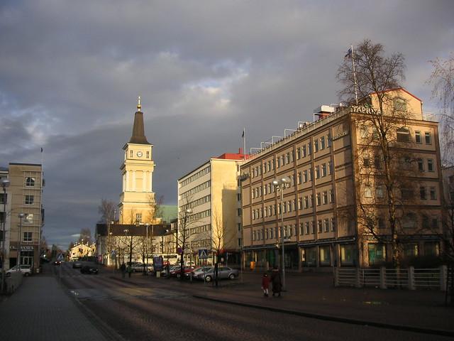 Oulu centro