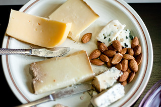 Cheese platter | by yannie