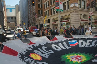 Make Big Oil Pay march to Chevron, EPA & BP 337 | by Steve Rhodes