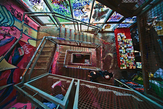 Tacheles stairs, Berlin | by Paolo Margari