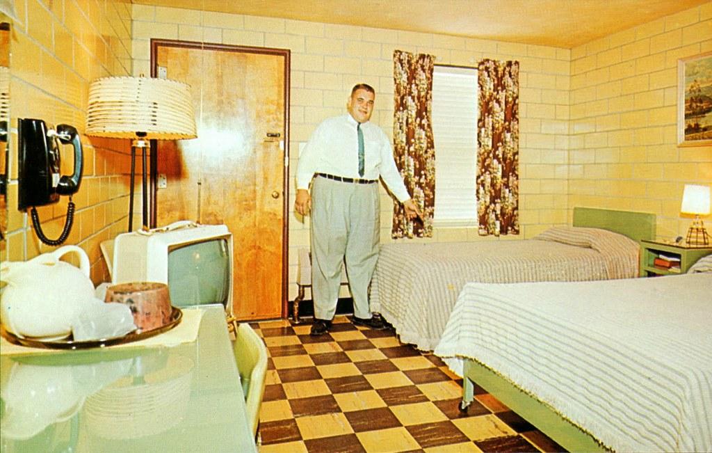Del-Ray Motel - Indianapolis, Indiana