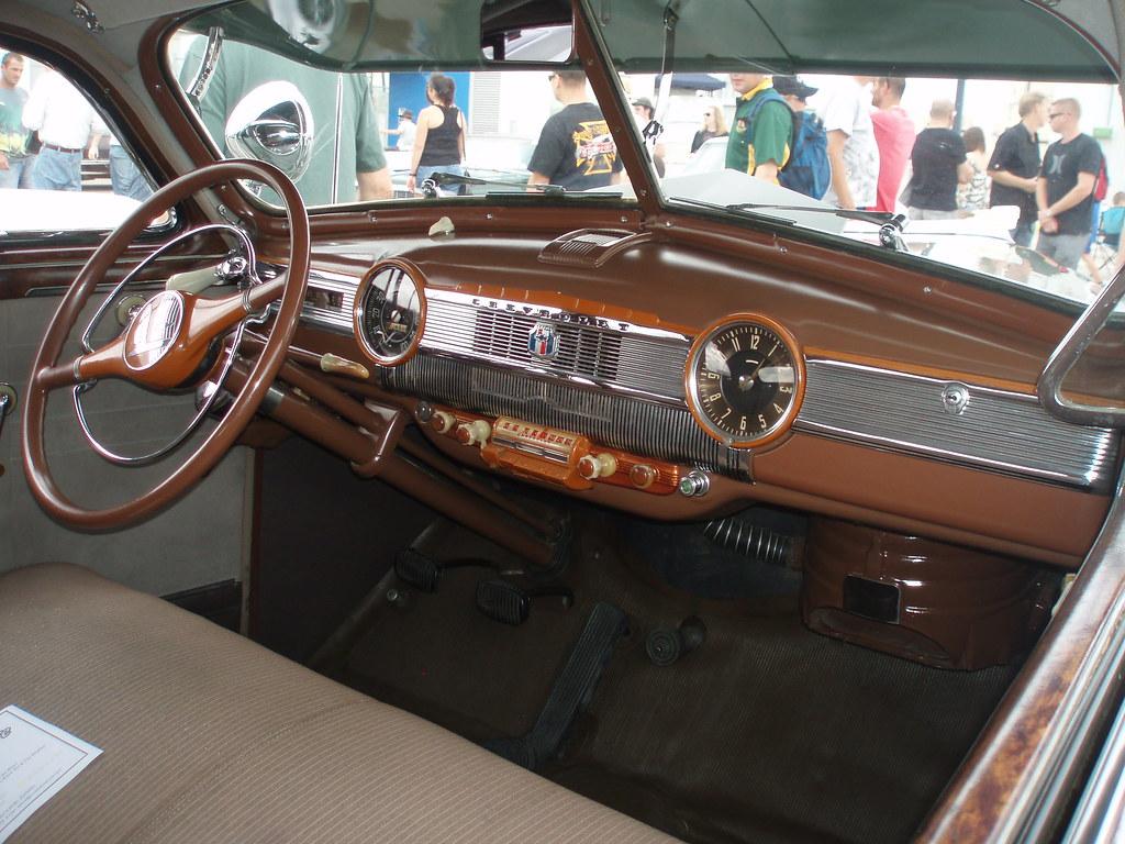 1942 Chevrolet Fleetline Special Deluxe Coupe 1942