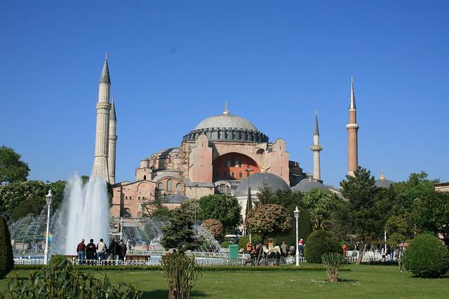 Santa Sofía (Estambul, Turquía)