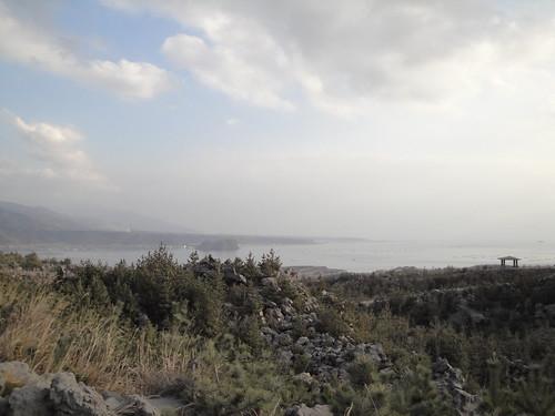 有村溶岩展望所