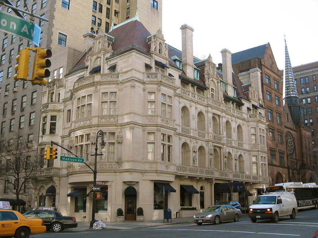 Rhinelander Mansion Upper East Side Gertrude