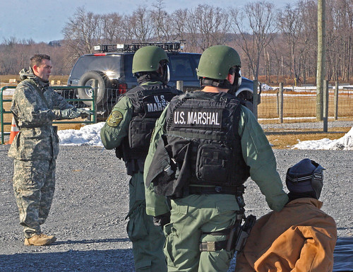 Marietta CST assists federal marshals in training | by Georgia National Guard
