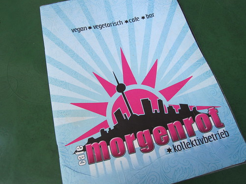 Cafe Morgenrot | by veganbackpacker
