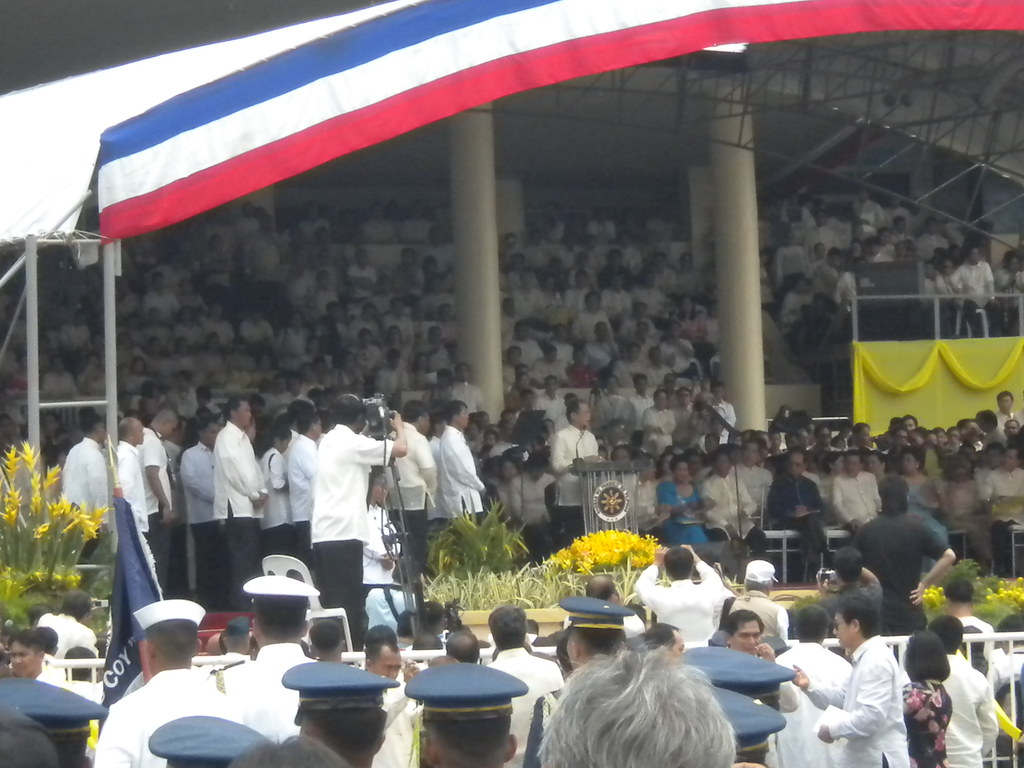 pnoy inaugural address In his five years in office, president aquino has given 925 prepared speeches on monday, he will be delivering his 926th it will be his last state of the nation address (sona) the.