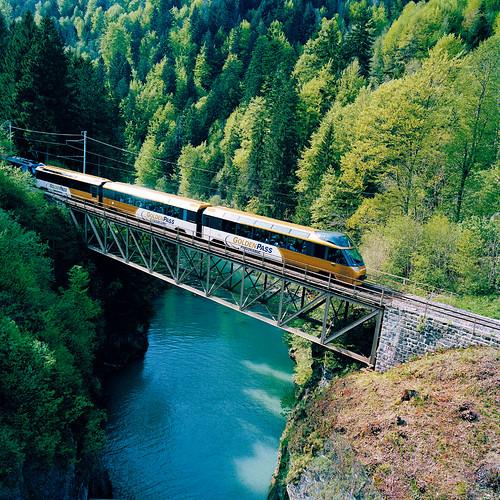 Train Travel Pass