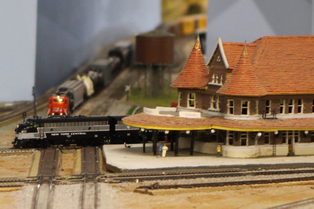 Durand Union Station An Impressive Scratch Built Model