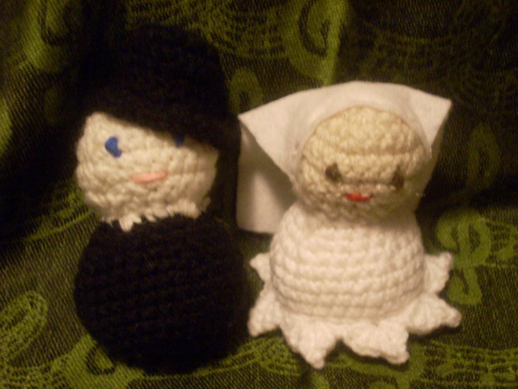 Best Wedding Amigurumi - Crochet 365 Knit Too | 768x1024