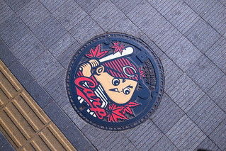 Carp manhole cover | by ShigueS