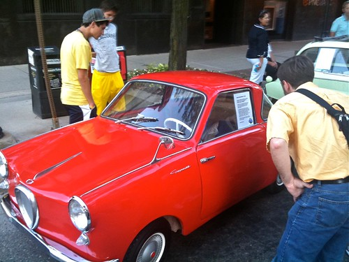 name that pint sized cool little red car deb nystrom flickr. Black Bedroom Furniture Sets. Home Design Ideas
