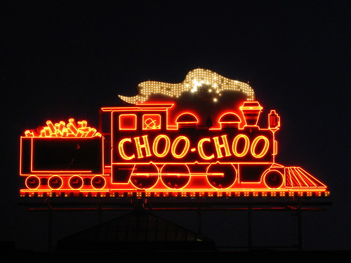 Chattanooga Choo Choo sign | by SeeMidTN.com (aka Brent)