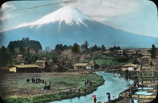 Fujiyama from Omiya Village | by OSU Special Collections & Archives : Commons