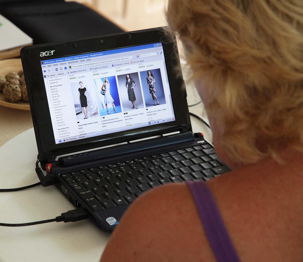 Image result for online shopping flickr