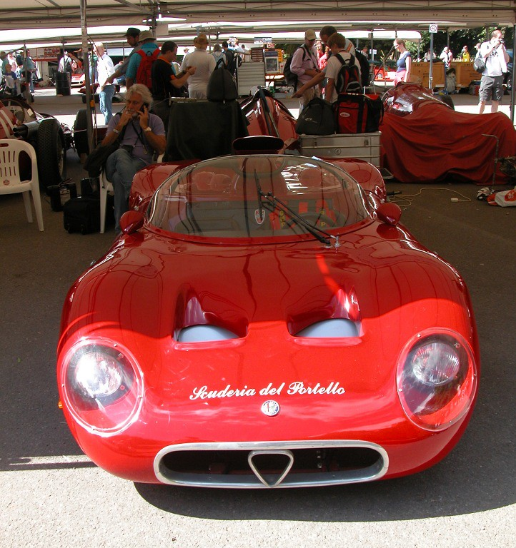 Alfa Romeo Tipo 33 Periscopica 1966 Dscn7094 This Photo By Flickr