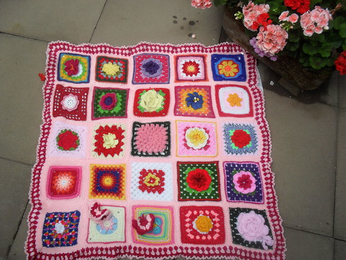 If you see your Square 'Please Add note!'. | by MRS TWINS/SIBOL 'Sunshine International Blankets