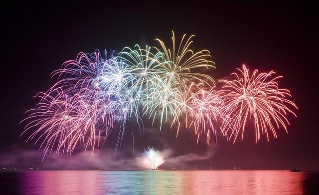 Beach Fireworks Tumblr The Territory Day