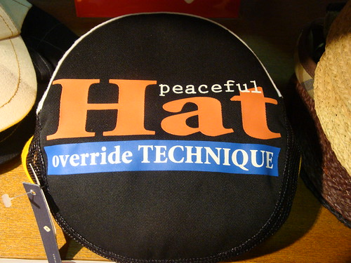Peaceful Hat Override Technique | by mdid