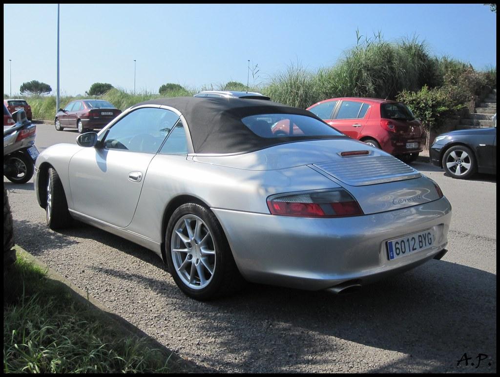 2002 porsche 911 carrera 4 cabrio 996 spanish coches. Black Bedroom Furniture Sets. Home Design Ideas
