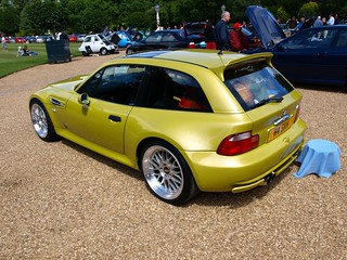 E36-8 Z3M Coupe Phoenix Yellow | by BMW Car Club GB & Ireland
