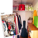 Before and After: Office Closet Organization