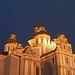 Saint Michael's, Kyiv, by night