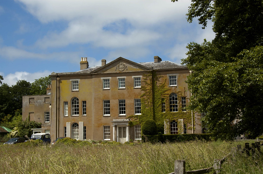 The Abbey House Little Walsingham Norfolk Part Of The
