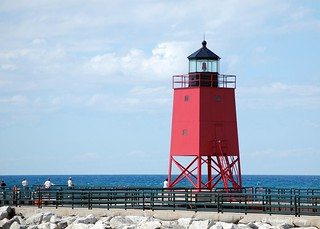Charlevoix South Pier Light | by nwritchey