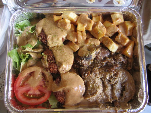 Nil - Vegan Platter | by veganbackpacker