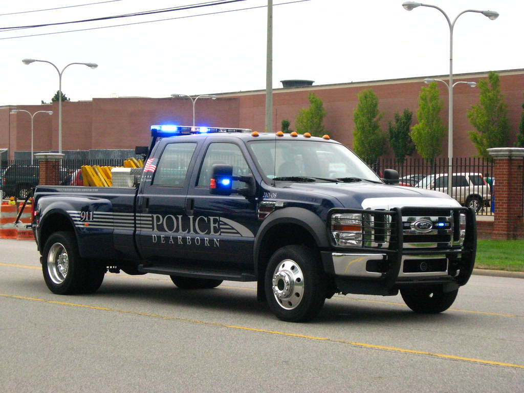 Ford F150 2010 >> Ford F-450 Super Duty police truck in Dearborn, MI | Flickr