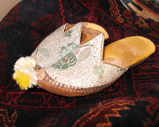 Kilim Shoes For Sale