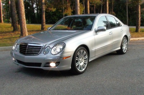 2007 Mercedes-Benz E350 | by Stradablog
